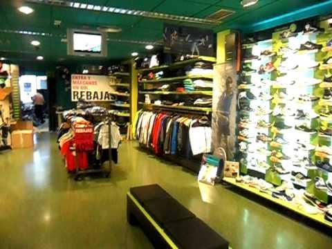 Tienda fitness y deportes almansa ropa y complementos for Decoracion deportiva