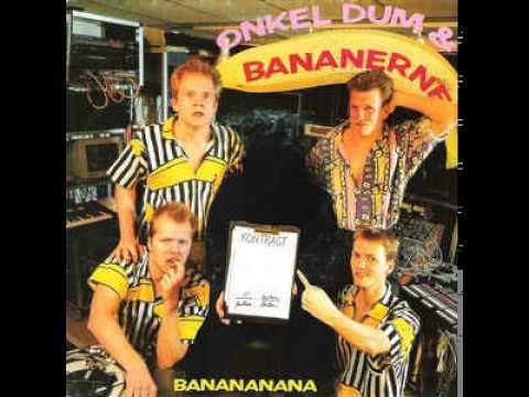 onkel dum og bananerne