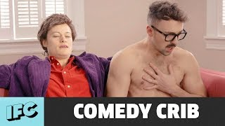 Comedy Crib: Janice and Jeffrey | Working It Out! | Episode 2