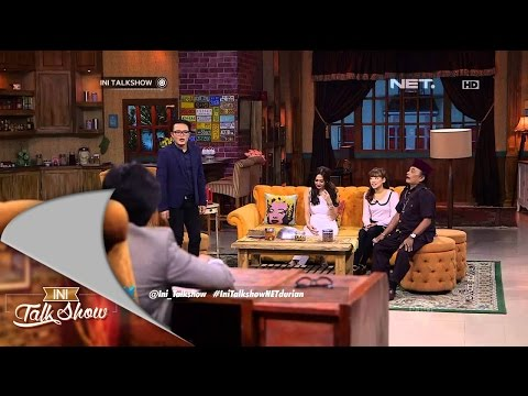 Ini Talk Show 04 November 2014 Part 1/4 - Aura Kasih, Deasy