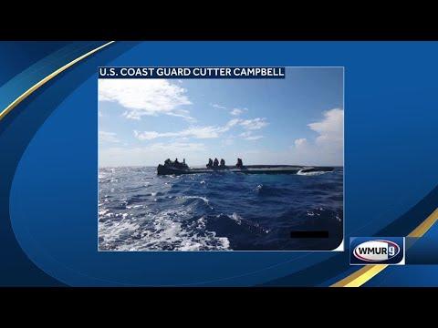 Crew based at Portsmouth Naval Shipyard seizes $150 million worth of cocaine