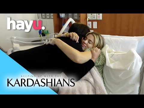 Things Get Emotional After Khloe's Birth  | Keeping Up with the Kardashians Mp3