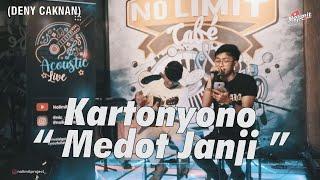 KARTONYONO MEDOT JANJI - DENNY CAKNAN COVER BY OPIK AT NOLIMIT PROJECT