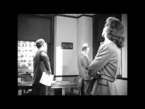 Woman of the Year (1942)-  Katharine Hepburn & Spencer Tracy