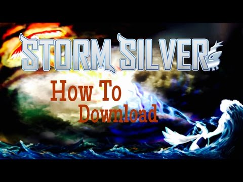 pokemon storm silver ds rom download