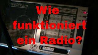 Wie funktioniert ein Radio mischen von Frequenzen - eflose #595