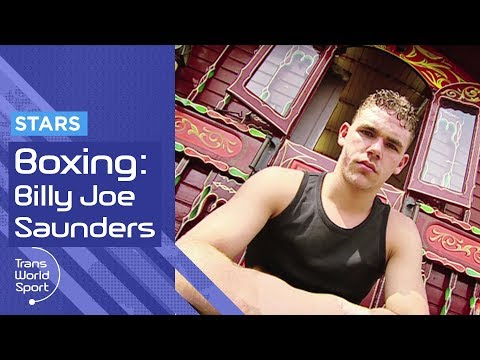 Billy Joe Saunders | Rising British boxer | Trans World Sport