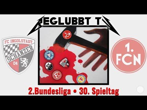 30. Spieltag • FC Ingolstadt : 1.FC Nürnberg