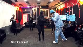 OFFICIAL DJ CASPER SOCIAL DISTANCE SLIDE VIDEO