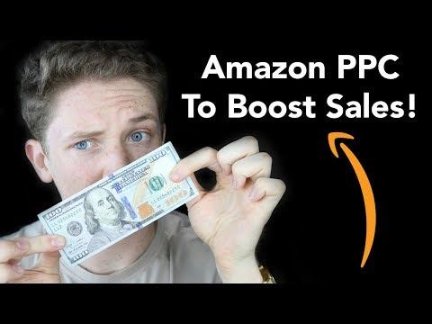 Amazon PPC Strategy To Boost Sales 2018 (Amazon FBA Pay Per Click)