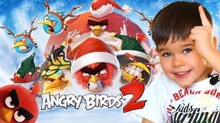 Angry birds 2 gameplay на #ЭрикШоу