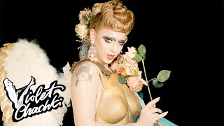 VALENTINE'S DAY CUPID MAKEUP | Violet Chachki's Digital Drag