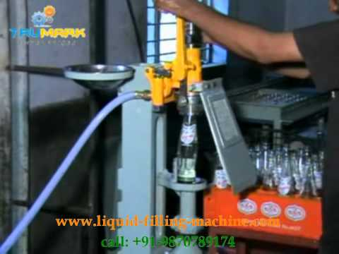 How To Make Carbonated Soft Drink, Carbonated Soda Filler Capper, Soda Water Filling Machine