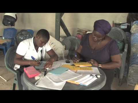 UNIDO develops skills and trains refugees in Ghana (long version)