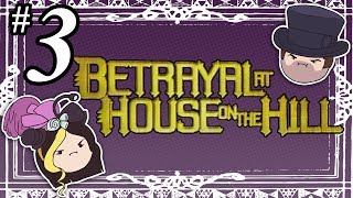 Betrayal at House on the Hill - PART 3 - With MARKIPLIER! - Table Flip