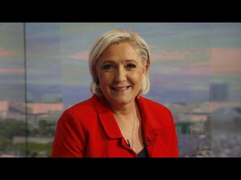 Législatives 2017 : Marine Le Pen est candidate dans le Pas-de-Calais