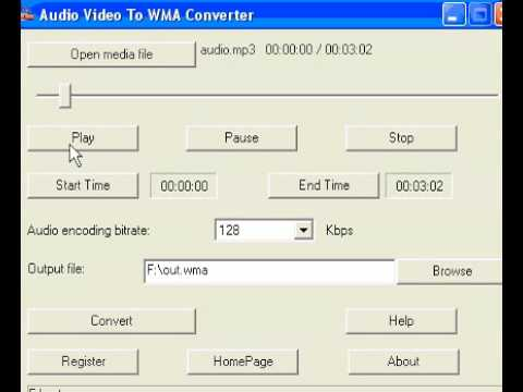 how to add audio to video file