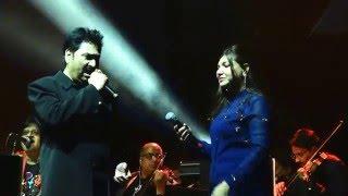 Kumar Sanu Alka Yagnik Concert Ladki Badi Anjaani