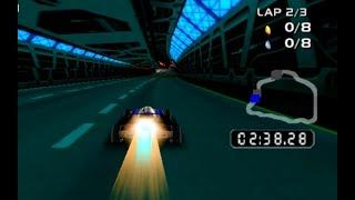 San Francisco Rush 2049 Gameplay [Xbox]