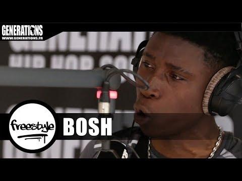 Bosh - Freestyle (Live des studios de Generations)