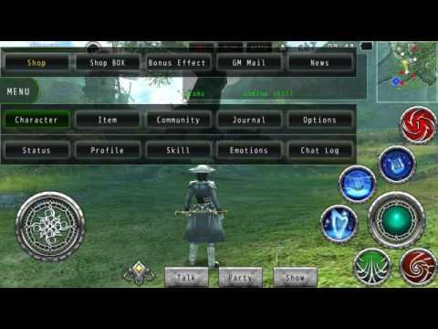 [RPG AVABEL ONLINE] Wanderer Full INT Undine Skill