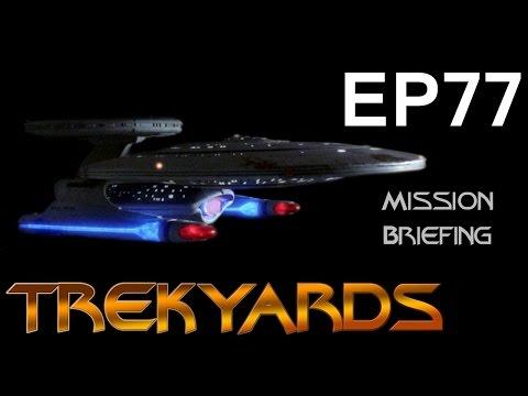Trekyards EP77 -  Nebula Class
