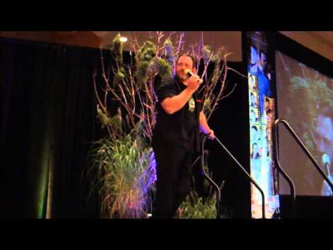 Ty Olsson singing in Benny's accent Torontocon 2013