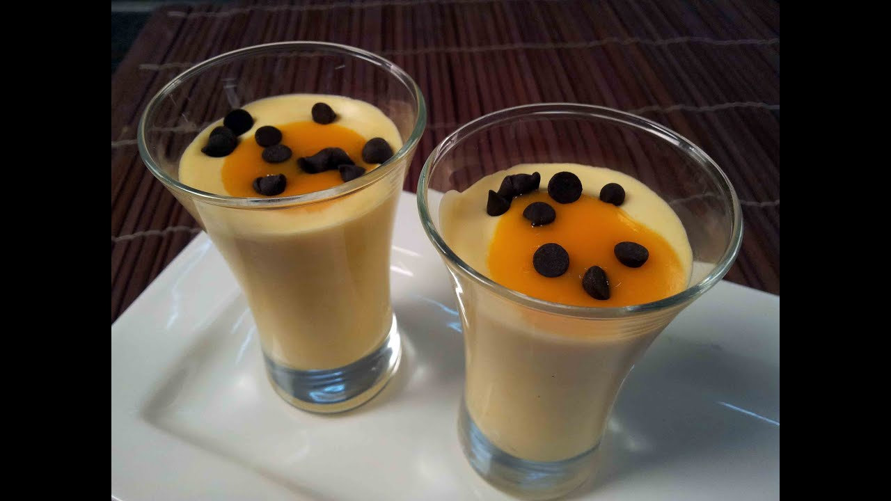 Mango mousse chef jaaie youtube forumfinder