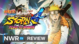 Naruto Shippuden: Ultimate Ninja Storm 4 (Switch) Review - Over the Top Action With Lackluster Story (Video Game Video Review)