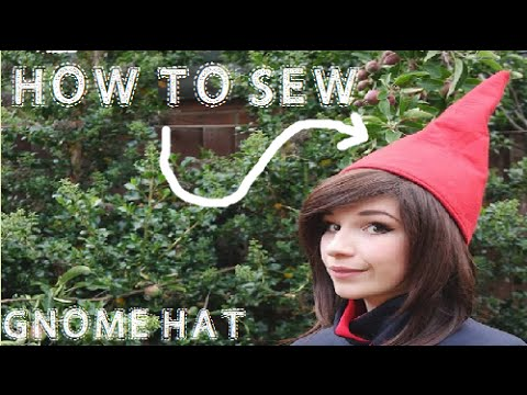 How to sew wirt cosplay part 2 2 hat youtube - Watch over the garden wall online free ...