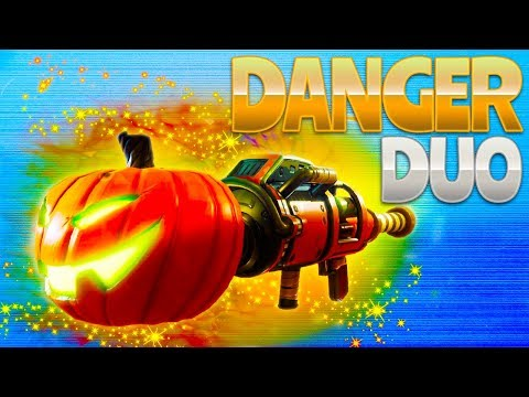 DANGER DUO (Fortnite Battle Royale)