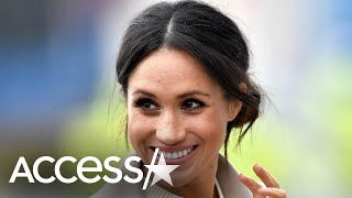 Meghan Markle Is 'Much Less Stressed' After Moving To Canada With Prince Harry