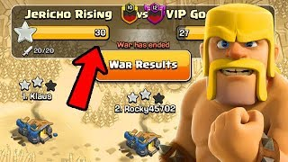 PERFECT WAR with Clash Bashing!! 5v5 Fridays | Clash of Clans