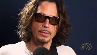 Chris Cornell Interview September 2015 San Diego