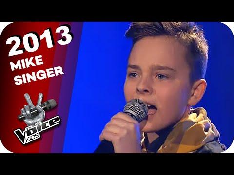 Justin Bieber - Boyfriend (Mike Singer) | The Voice Kids 2013 | Blind Auditions | SAT.1