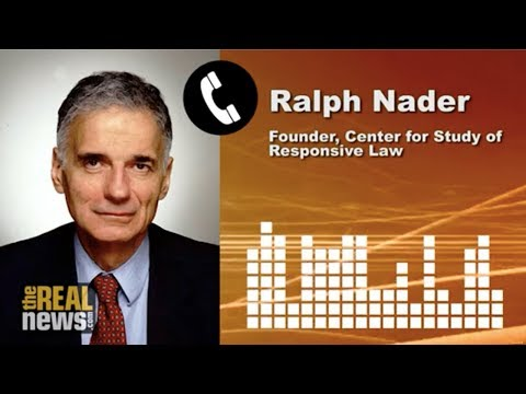 Ralph Nader on how the Democratic Party 'Almost Blew it Again'