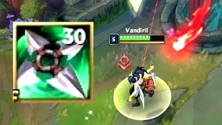 NEW AKALI GLOBAL E DASH! Base to Base to Base!