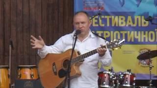 Фест Рутенія - 2017. В Гонський. Слово про ветеранів.