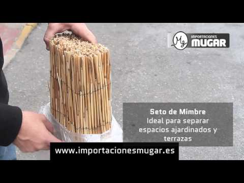 Venta de seto artificial decorativo en espa a doovi - Seto de bambu ...