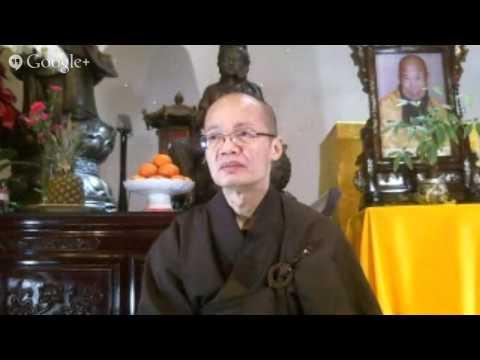 Chan Meditation Retreat 7: Giving Paramita - 12/26/14