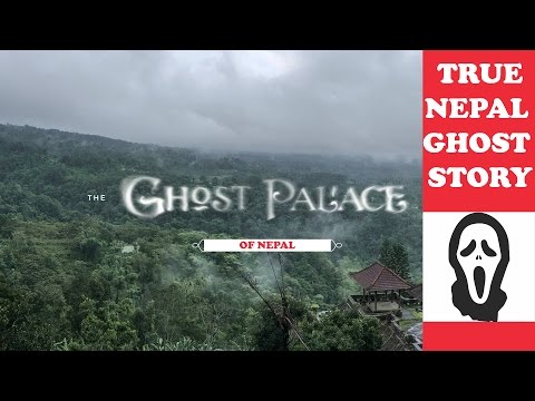 The Haunted Nepali Palace! | Unsolved Ghost Activity