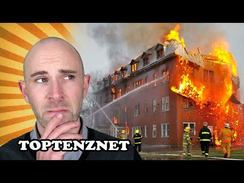 Top 10 Most Devastating Fires — TopTenzNet