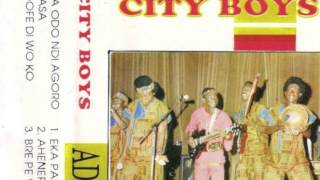 J.A. Adofo & City Boys International   Enfa Odo Ndi Agoro