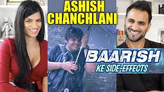 BAARISH KE SIDE EFFECTS REACTION!!| Ashish Chanchlani | Magic Flicks