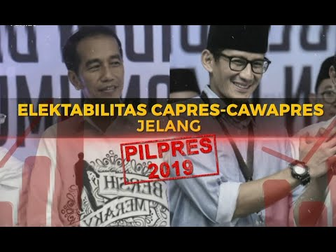 Membahas Elektabilitas Jokowi-Ma'ruf & Prabowo-Sandi [1] Mp3