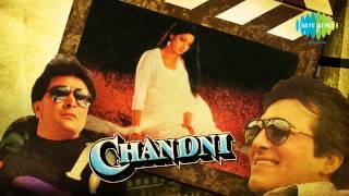 Chandni O Meri Chandni - Sridevi - Jolly Mukherjee - Chandni [1989]