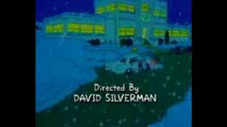 Симпсоны Новый Год