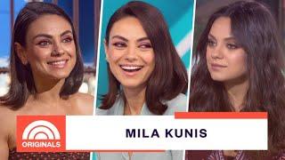 'Bad Moms' Star Mila Kunis Talks Motherhood, Marriage & More   TODAY