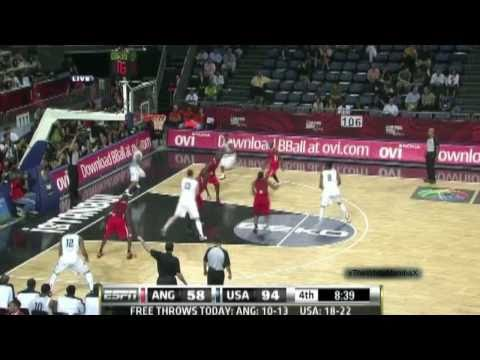 USA Basketball: 2010 FIBA World Cup Highlights [HD]