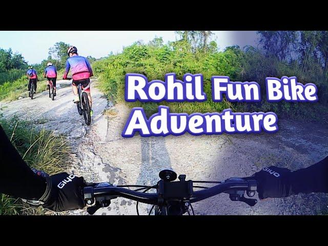 Rohil Fun Bike Community Adventure